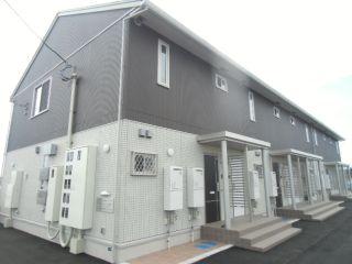 徳島市金沢 1LDKアパート