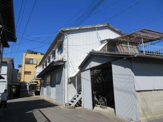 徳島市住吉 1DKアパート
