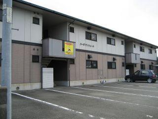 徳島市津田町 2DKアパート