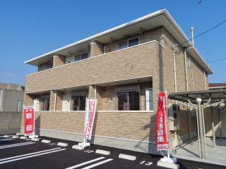 徳島市津田本町 1Kアパート