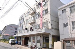徳島市山城西 1Kアパート
