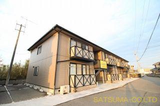 小松島市横須町 3DKアパート