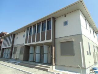 徳島市庄町 2LDKアパート