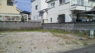 徳島市丈六町(丈領) 駐車場