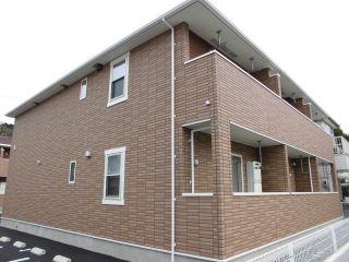 徳島市八万町 1Kアパート