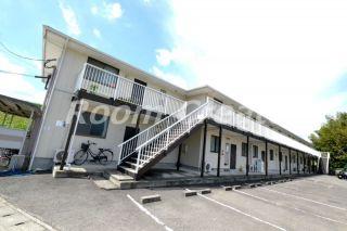 板野郡藍住町東中富(鑓場傍示) 3DKアパート
