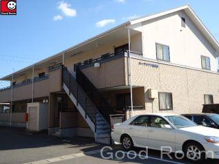徳島市八万町(橋本) 2LDKアパート