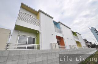 徳島市川内町(上別宮北) 2LDKアパート