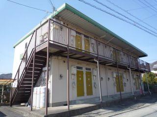 徳島市城南町 1Kアパート