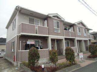 徳島市八万町(千鳥) 2DKアパート
