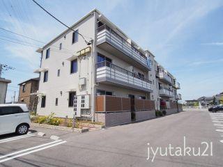 徳島市北田宮 2LDKアパート