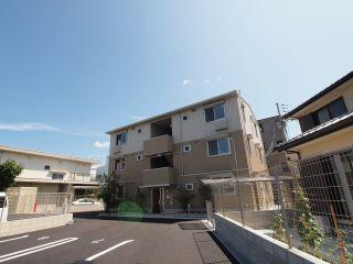 徳島市新南福島 1LDKアパート
