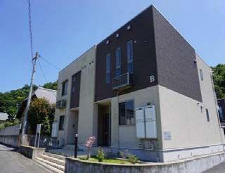 徳島市南庄町 2LDKアパート