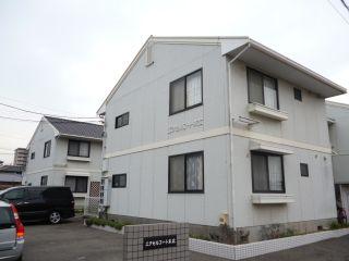 徳島市末広 2LDKアパート