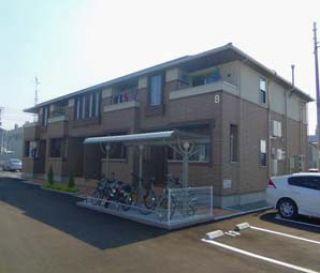 阿南市宝田町 2LDKアパート