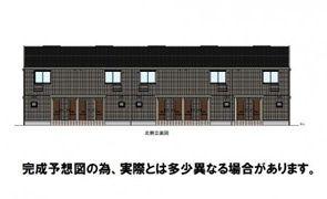 徳島市川内町(榎瀬) 1LDKアパート