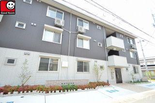 徳島市末広 1LDKアパート