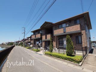 徳島市南矢三町 2LDKアパート