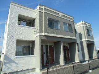徳島市応神町西貞方 1LDKアパート