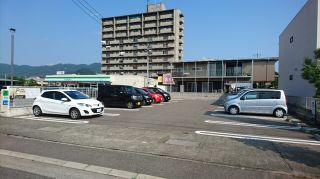 徳島市沖浜 駐車場