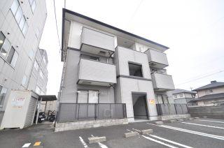 徳島市川内町(加賀須野) 2DKアパート