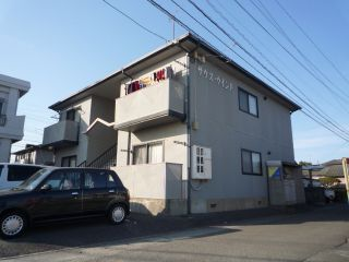 徳島市川内町(大松) 2DKアパート