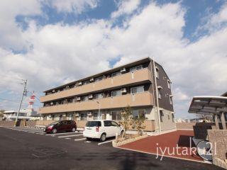 徳島市蔵本元町 1LDKアパート