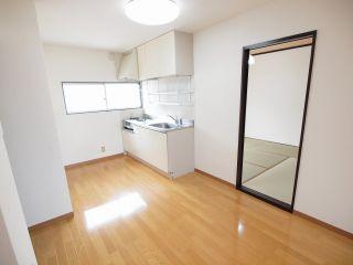 徳島市津田町 3DKアパート