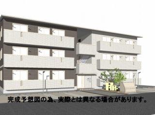 徳島市佐古六番町 2LDKアパート