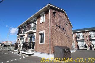 徳島市川内町(大松) 2Kアパート