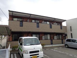 徳島市中前川町 1Kアパート