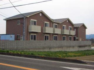 名西郡石井町高原(中須) 1Kアパート