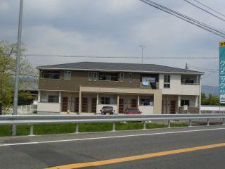 吉野川市鴨島町西麻植 1LDKアパート