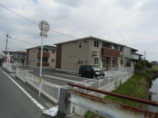 吉野川市鴨島町上下島 2LDKアパート