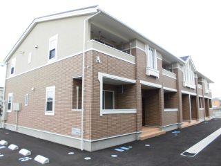 徳島市南沖洲 3LDKアパート