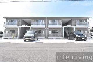 徳島市新浜本町 2DKアパート