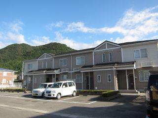 徳島市名東町 3DKアパート