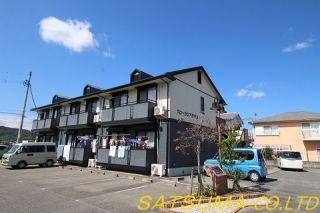 徳島市勝占町 2LDKアパート