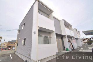 徳島市南沖洲 2DKアパート