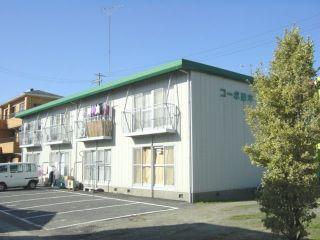 徳島市北田宮 2DKアパート