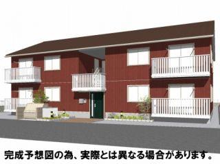 小松島市中郷町 1LDKアパート