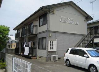 徳島市川内町(沖島) 3DKアパート