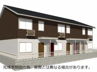 徳島市城南町 2LDKアパート