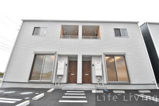 徳島市川内町(松岡) 2LDKタウンハウス