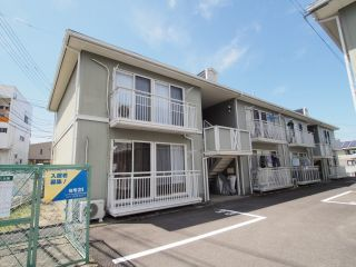 徳島市名東町 2DKアパート