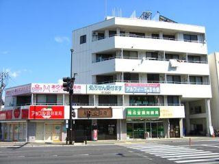 徳島市蔵本町 1DKマンション