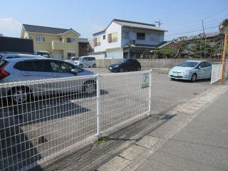 徳島市中吉野町 駐車場