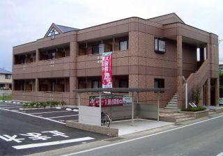 徳島市名東町 1Kアパート
