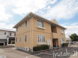 徳島市南昭和町 2LDKアパート