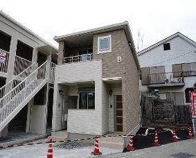徳島市八万町(夷山) 1LDKアパート